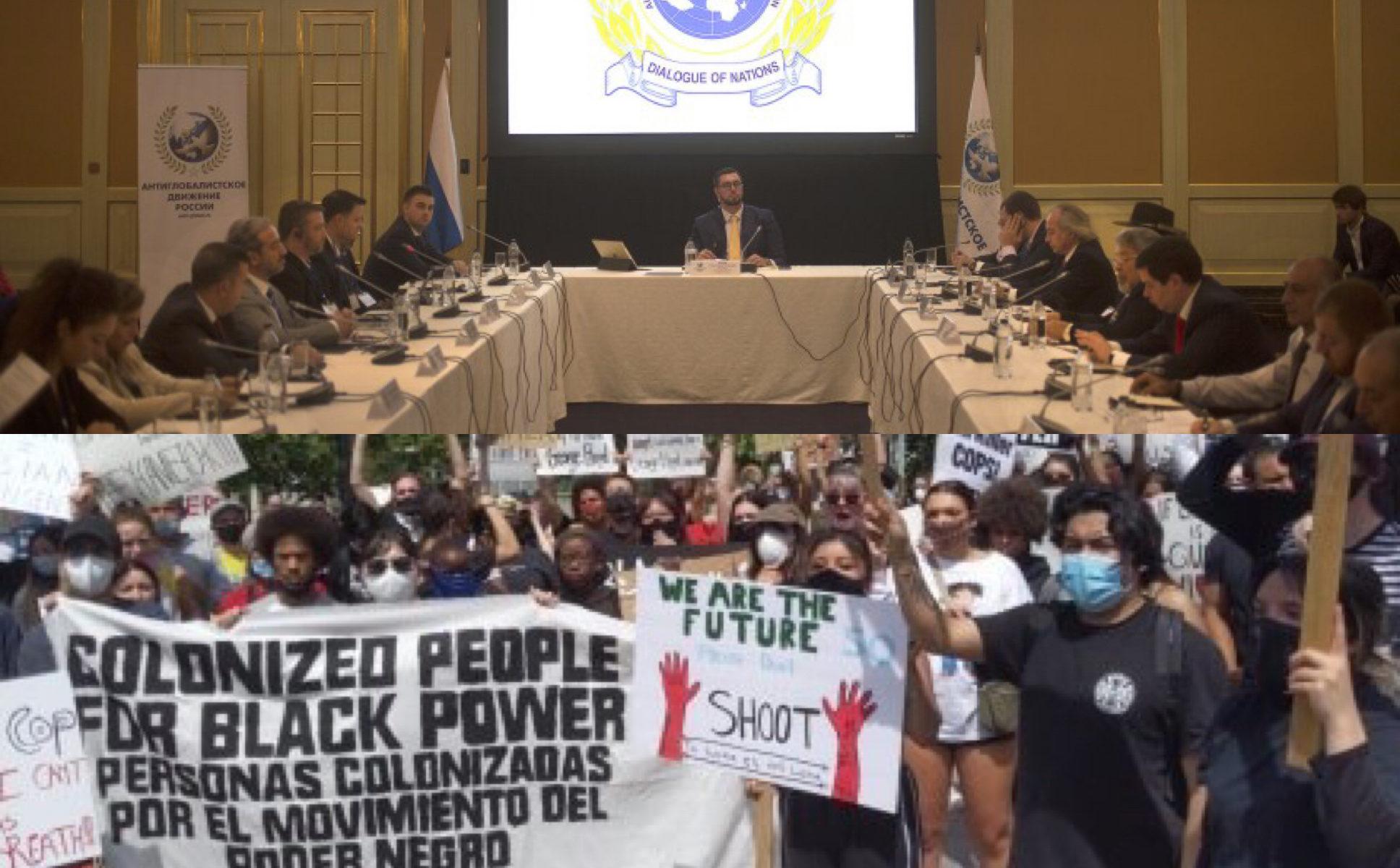 Black Hammer and International human rights